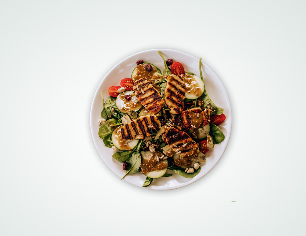 Personalised Healthy Meals